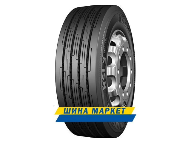 Continental HSL2 Eco-Plus (рулевая) 295/60 R22,5 150/147L