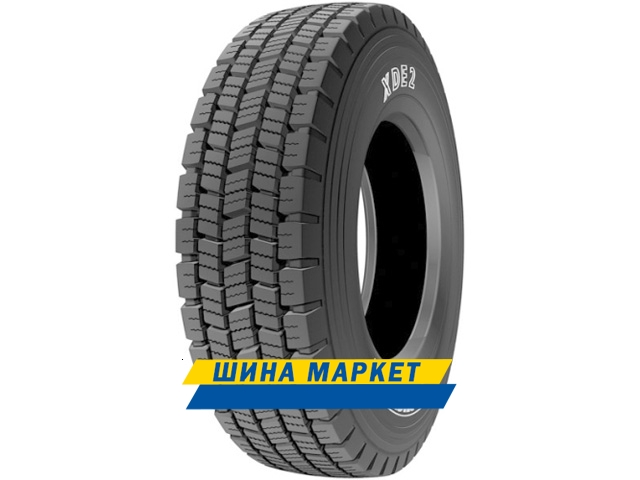 Michelin XDE2 (ведущая) 315/80 R22,5 156/150 Demo