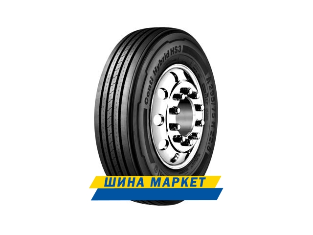 Continental HS3 Eco-Plus (рулевая) 285/70 R19,5 146/144M Demo